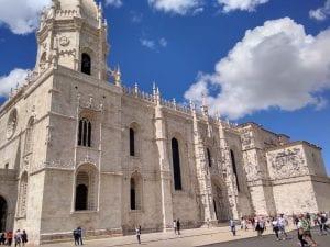 Tre giorni a Lisbona - monumenti