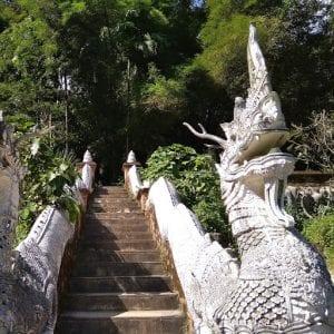 escursioni chiang mai fai da te, templi