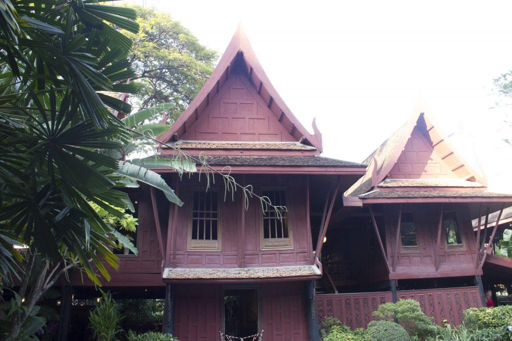 Bangkok cosa vedere - casa di jim thompson