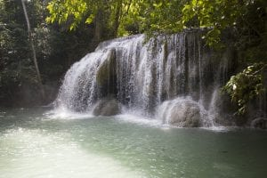 kanchanaburi cosa vedere - erawan waterfalls