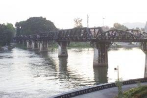 Kanchanaburi cosa vedere - ferrovia della morte