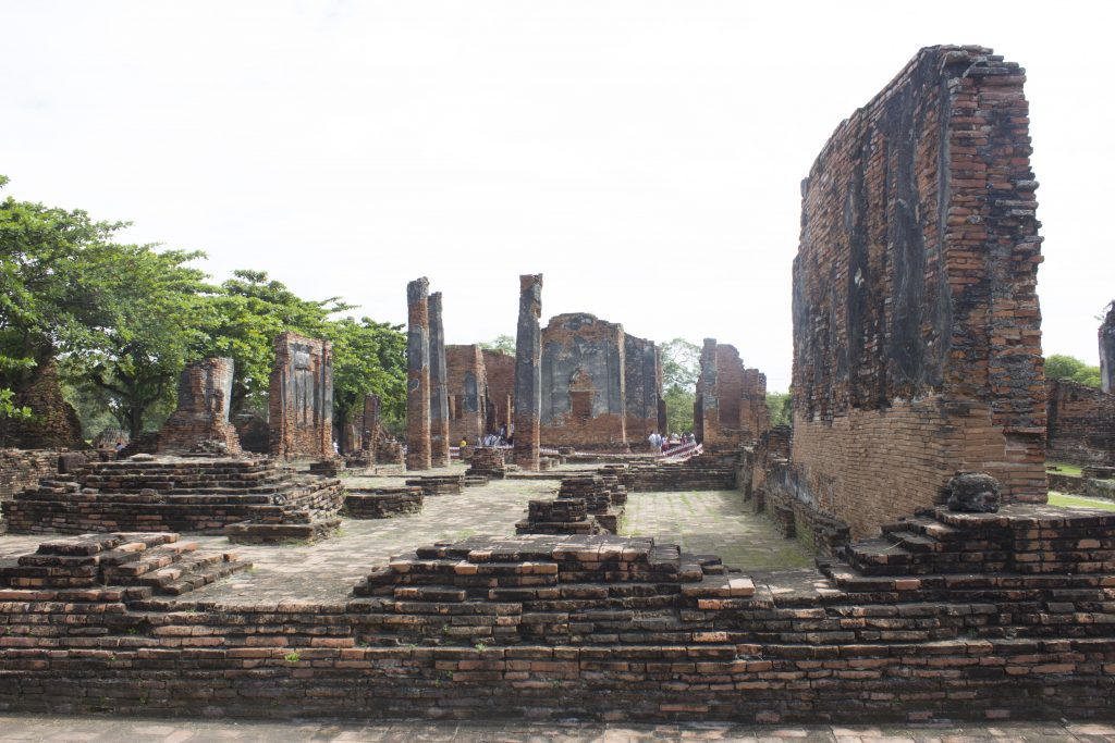 ayutthaya templi - Wat Phra Sri Sanpetch