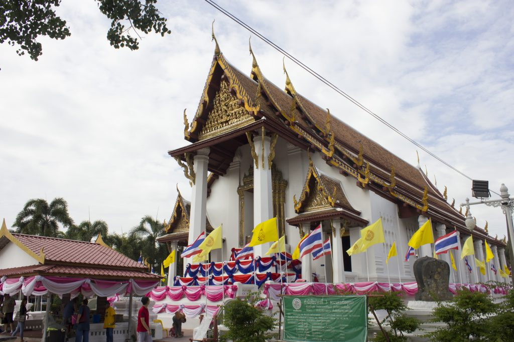 ayutthaya templi - Wat Na Phra Men