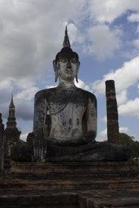 sukhothai in un giorno - Wat Mahathat