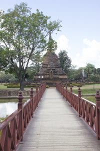 sukhothai in un giorno - Wat Sa Si