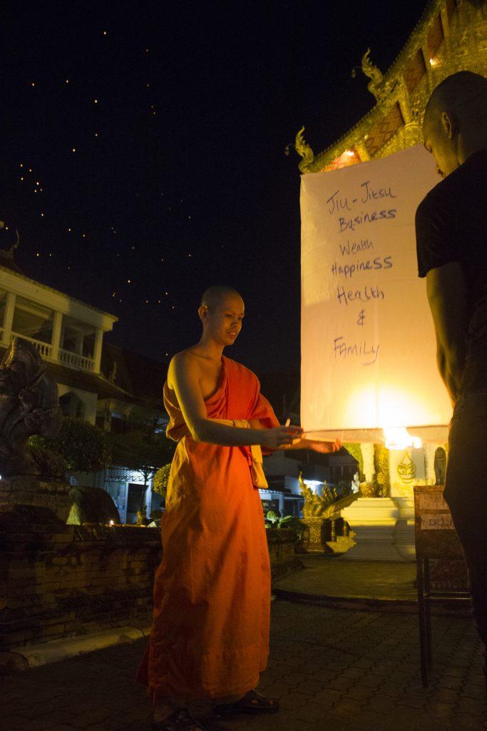 Chiang Mai festival delle lanterne