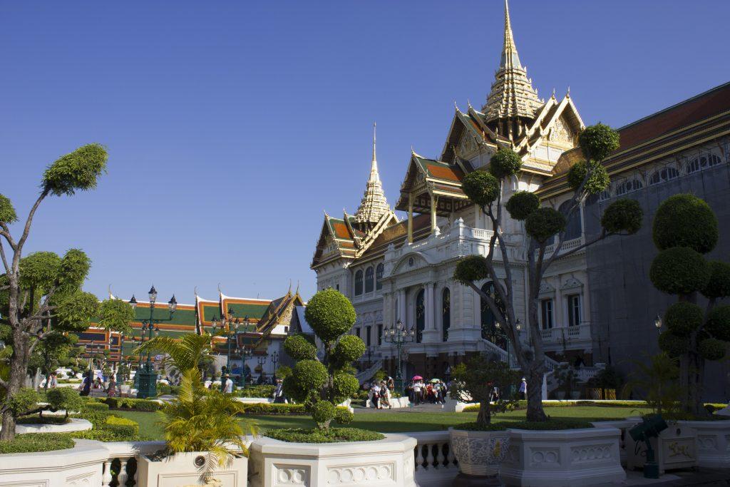 Bangkok cosa vedere - palazzo reale