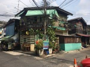 Bangkok cosa vedere - quartieri