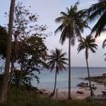 raya island, spiaggie