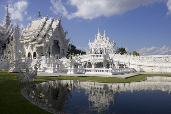 cosa vedere a Chiang Rai in due giorni - white temple