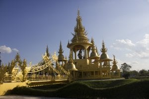 cosa vedere a Chiang Rai in due giorni - templi attorno al white temple