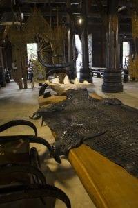 cosa vedere a Chiang Rai in due giorni - black house