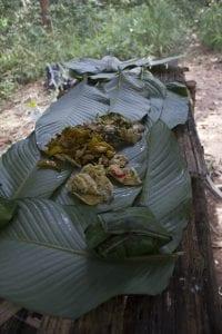 Luang Namtha trekking, il pranzo nella giungla