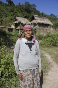Luang Namtha trekking, minoranze etniche