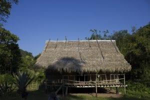 Luang Namtha trekking, la mia abitazione