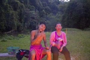 Luang Namtha trekking, l'incontro con le persone del villaggio