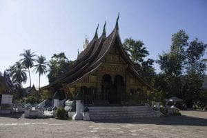 cinque cose da fare a Luang Prabang, templi