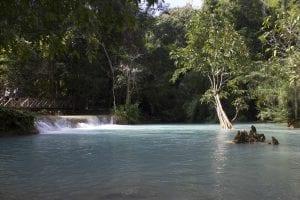 cinque cose da fare a Luang Prabang, cascate