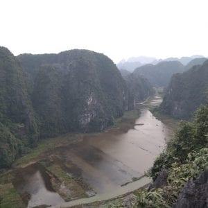 i dintorni di Hanoi, Tam Coc
