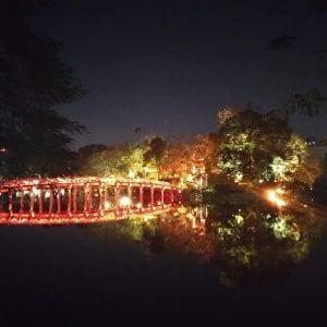 Hanoi vietnam cosa vedere, lago