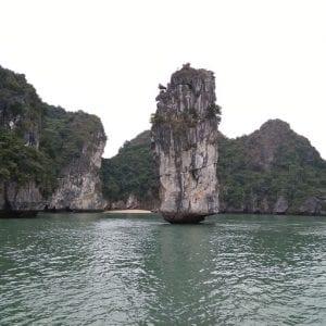 i dintorni di Hanoi, Halong Bay