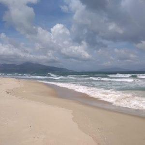 località costiere vietnam del sud - bai dai beach