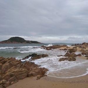 località costiere Vietnam del sudvietnam del sud - spiaggia di Bai Xep