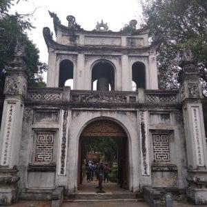 Hanoi vietnam cosa vedere, tempio della letteratura
