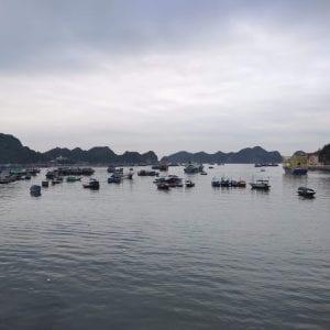 i dintorni di Hanoi