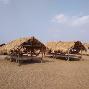 kampong cham- La spiaggia di Koh Pen Island