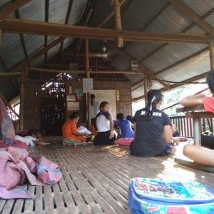 kampong cham - Lezione di inglese presso la OBT HOMESTAY CHIRO