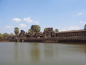 i templi di angkor - Tempio principale ad Angkor