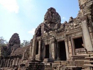 i templi di angkor - Tempio di Bayon