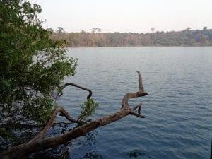 Banlung - Il lago Yeak Laom