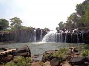 l'altopiano del bolaven e champasak - cascata di Tad Lo