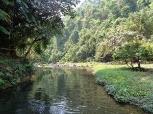 altopiano del bolaven e Champasak - natura e corsi d'acqua