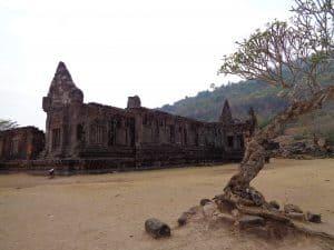 altopiano del bolaven e Champasak, Wat Phou