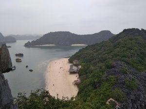 itinerario 5 mesi sud-est asiatico - halong bay
