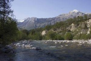 bovec slovenia escursioni - paesaggio naturale