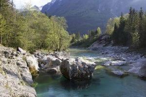 bovec slovenia escursioni - Velika korita