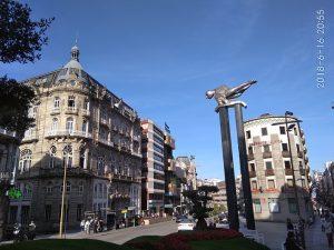 Vigo isole cies - Vigo centro