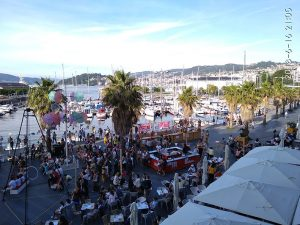 Vigo isole cies - zona del porto