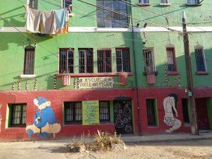 Valparaiso in tre giorni