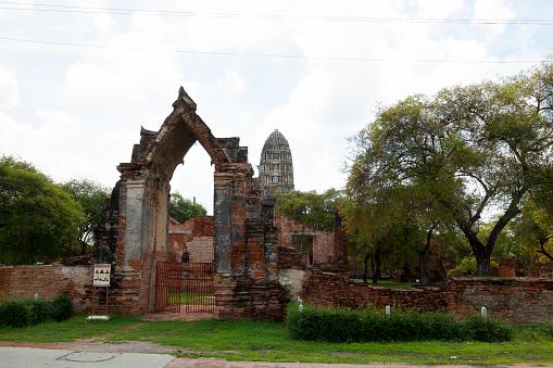 ayutthaya templi