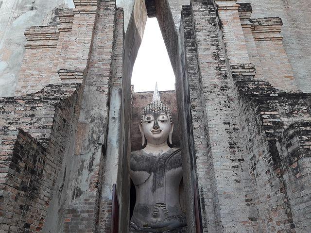 sukhothai in un giorno