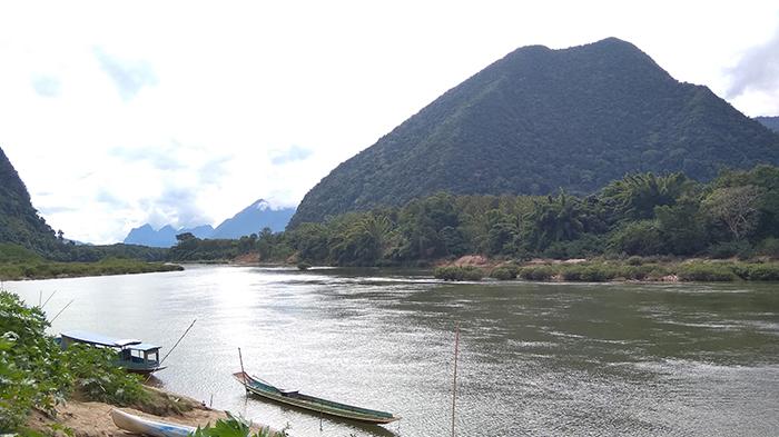 la risalita del fiume nam ou